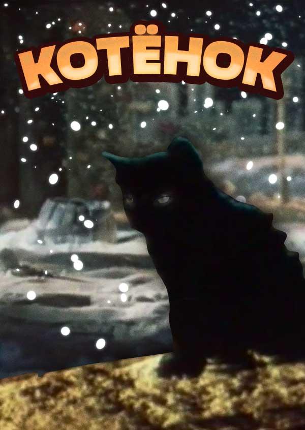 Фрагмент: Котёнок