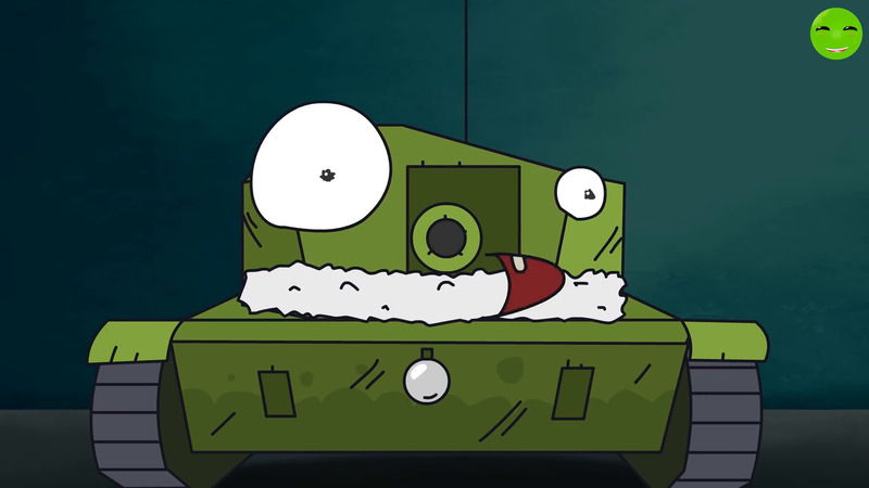 Carnage - Cartoons about tanks