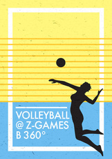 Volleyball @ Z-Games в 360°